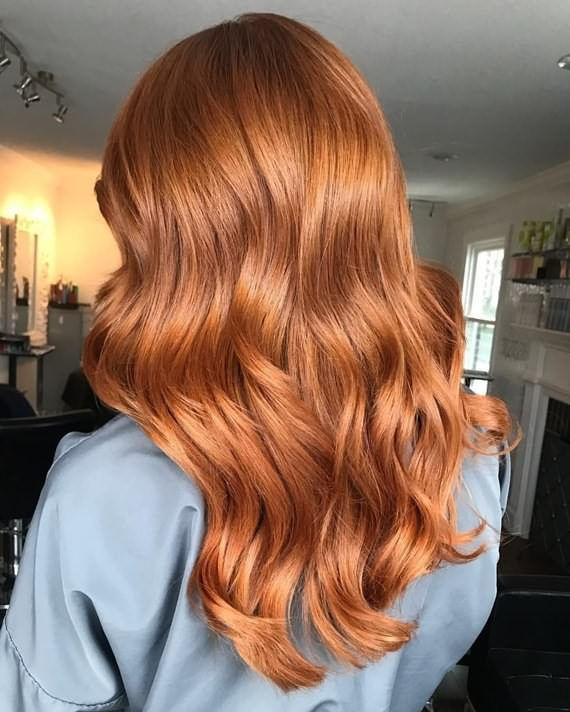 Top Hair Color Trends For Women , Hair Color Trends For Women , Top Hair Color Trends , For Women , Top Hair Color , Trends For Women , Hair Color , Dusty Copper