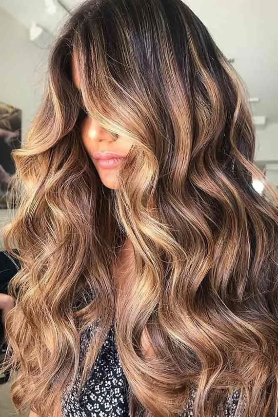 Top Hair Color Trends For Women , Hair Color Trends For Women , Top Hair Color Trends , For Women , Top Hair Color , Trends For Women , Hair Color , Iced Caramel Latte, Iced Caramel Latte Hair Color