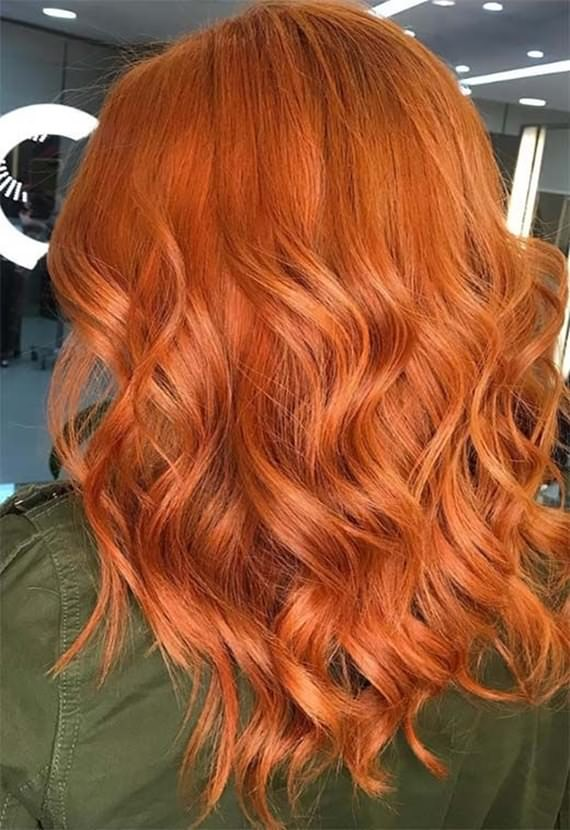 Top Hair Color Trends For Women , Hair Color Trends For Women , Top Hair Color Trends , For Women , Top Hair Color , Trends For Women , Hair Color , Ginger Beer , Ginger Beer Hair Color
