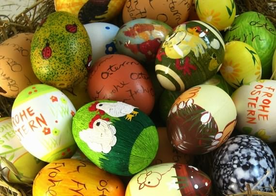 Gorgeous Painted Animal Easter Eggs , Painted Animal Easter Eggs , Gorgeous Painted , Animal Easter Eggs , Easter Eggs , Easter , Eggs