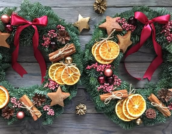 DIY Spices & Dried Fruit Christmas Ornaments , Spices & Dried Fruit Christmas Ornaments , DIY , Spices & Dried Fruit , Christmas Ornaments , Christmas , Ornaments , Spices , Dried Fruit