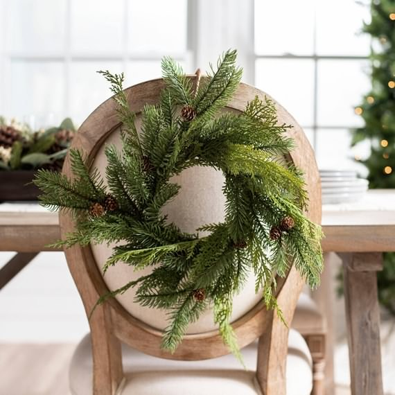 Stunning Christmas Wreaths for Dining Chairs, Christmas Wreaths for Dining Chairs , Christmas, Wreaths for Dining Chairs , Stunning Christmas Wreaths, Dining Chairs, Wreaths